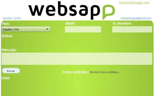 Websapp Versión Web De Whatsapp Online Whatseando