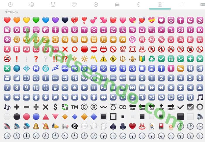 emojis-simbolos-whatsapp
