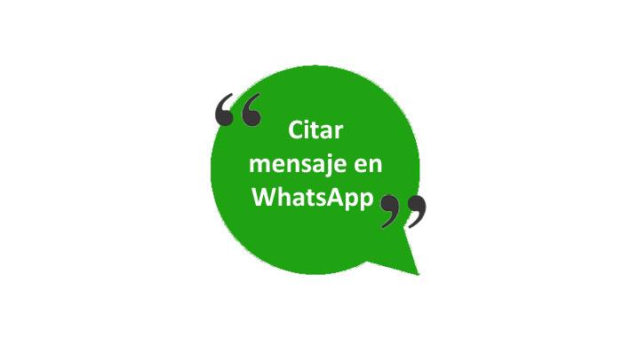como citar responder mensajes whatsapp